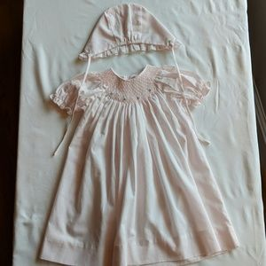 9 MO girl Baptism Gown